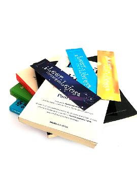 BookMark (Pack 3 Creativos Marcadores de Libros - Edición Limitada)