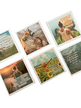 Imanes Magnet (Pack con 5 Imanes Diferentes - Edición Limitada)