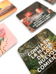 Coasters3 (Pack 6 Posavasos con Diferentes Diseños - Edición Limitada)