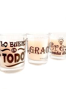 Candle (Pack 3 Velas - Edición Limitada)