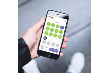 ¿Por qué elegir una Spinshot? La App