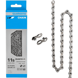 Cadena Shimano 11v Ultegra HG701-11