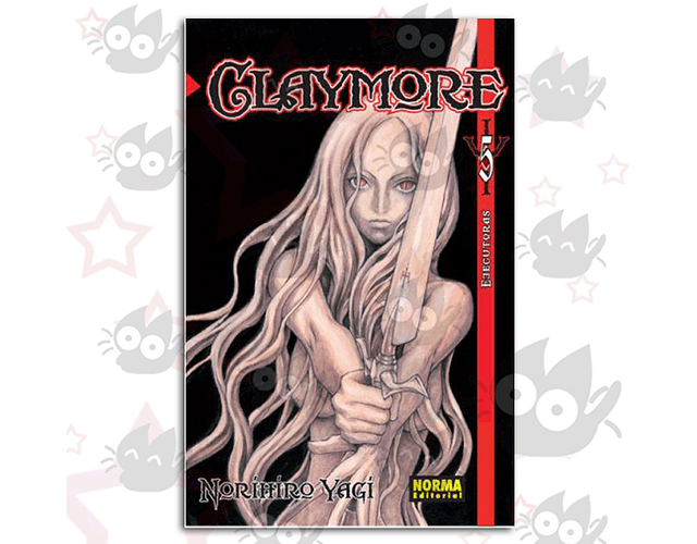 Claymore Vol. 5