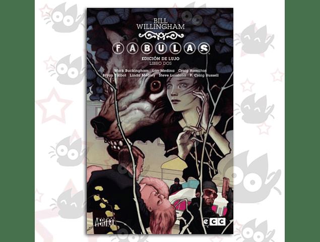 Fábulas: Edición de Lujo - Libro 2