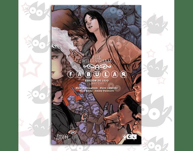 Fábulas: Edición de Lujo - Libro 3