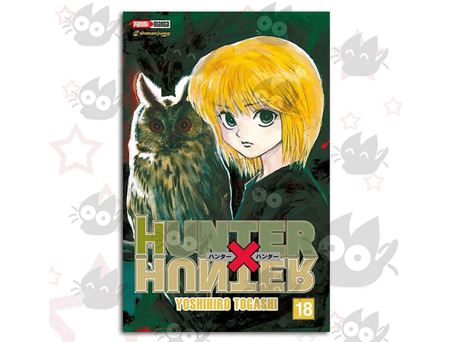 Hunter x Hunter Vol. 18