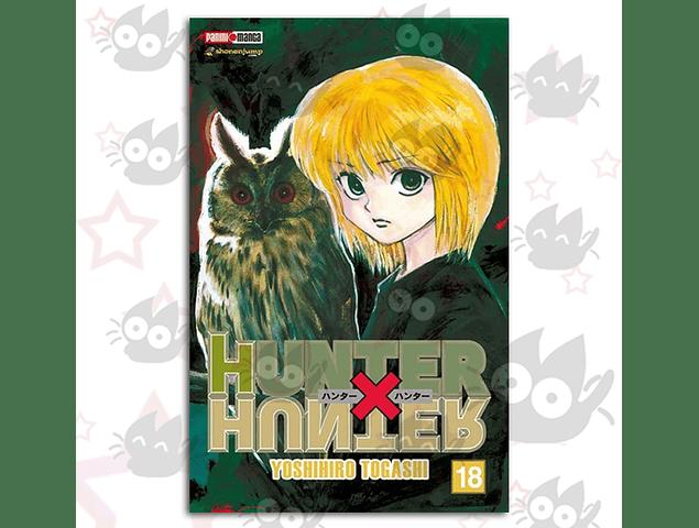 Hunter x Hunter Vol. 18