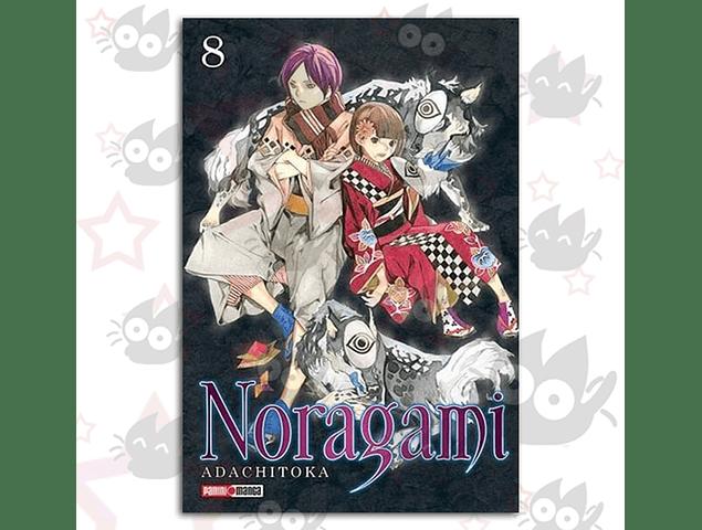 Noragami Vol. 8