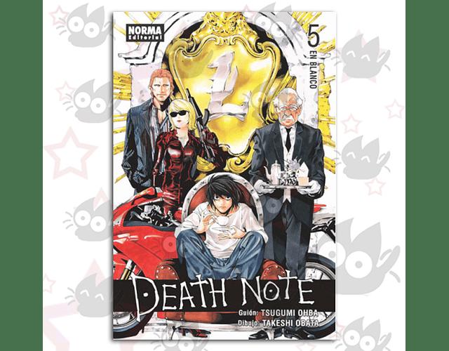 Death Note Vol. 5 - Norma