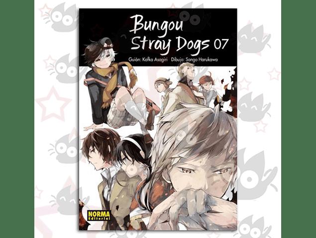 Bungou Stray Dogs Vol. 7