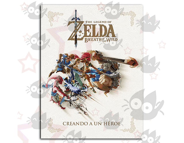 The Legend Of Zelda: Breath of the Wild - Creando a un Héroe
