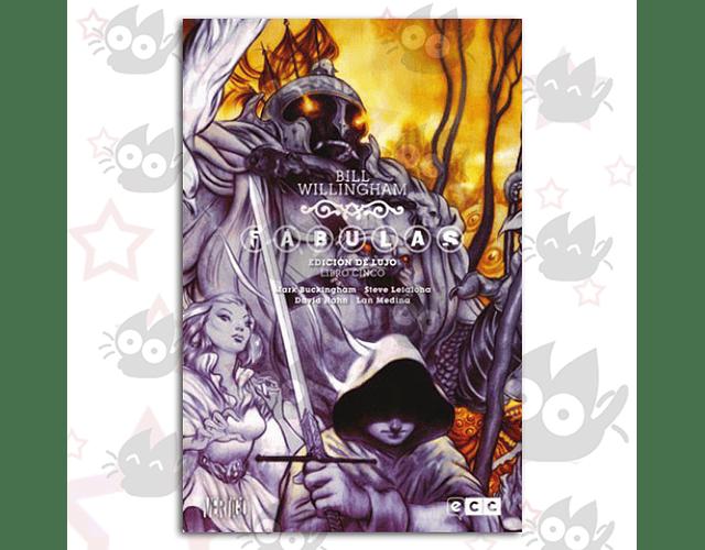 Fábulas: Edición de Lujo - Libro 5