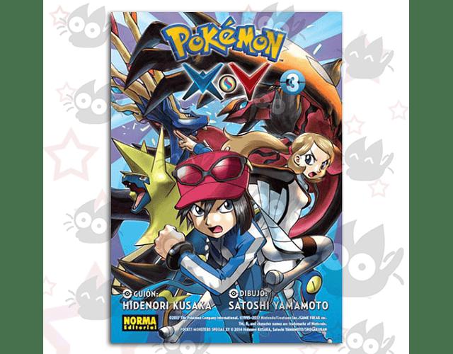 Pokemon X - Y Vol. 3