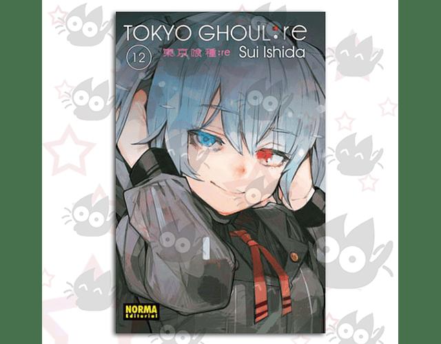 Tokyo Ghoul: Re. Vol. 12 - Norma