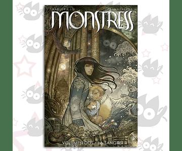 Monstress Vol. 2 La Sangre