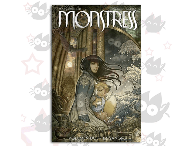 Monstress Vol. 2 La Sangre