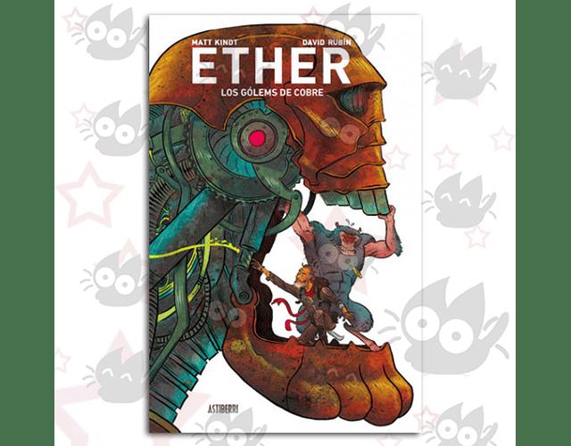 Ether Vol. 2 - Los Gólems de Cobre