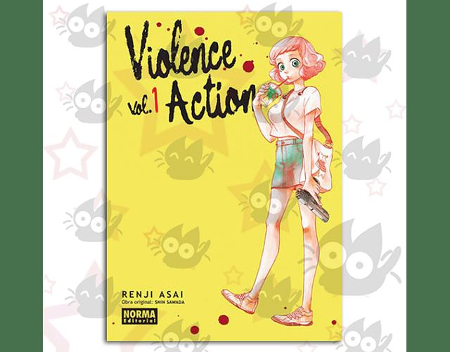 Violence Action Vol. 1