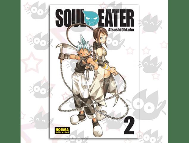 Soul Eater Vol. 2