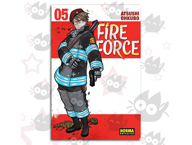 Fire Force Vol. 5 - Norma