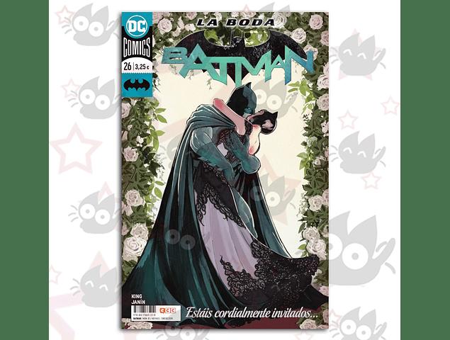 Batman #26 - La Boda