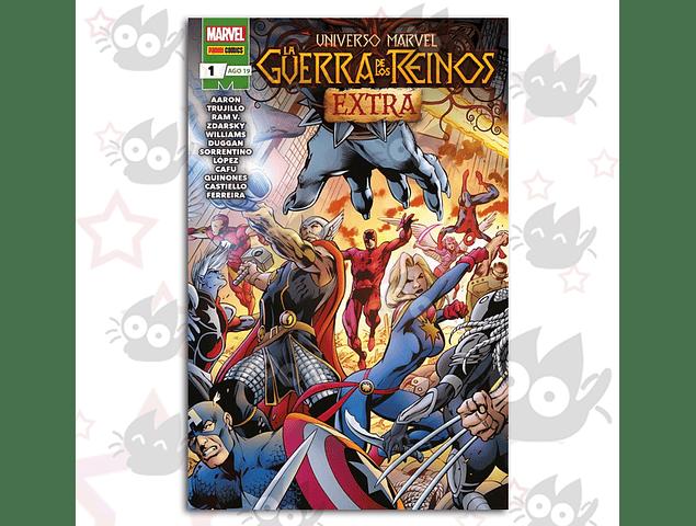 Universo Marvel: La Guerra de los Reinos Extra  Vol. 1