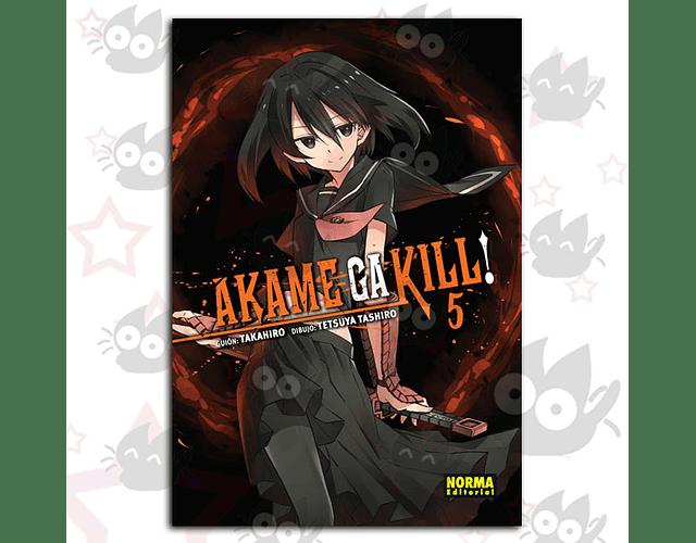 Akame Ga Kill Vol. 5