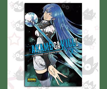 Akame Ga Kill Vol. 9