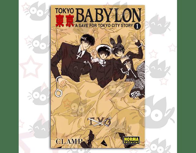 Tokyo Babylon Vol. 1