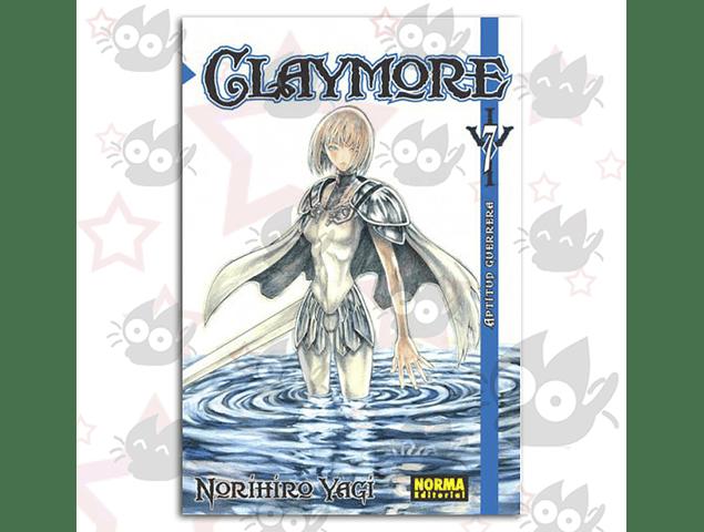 Claymore Vol. 7