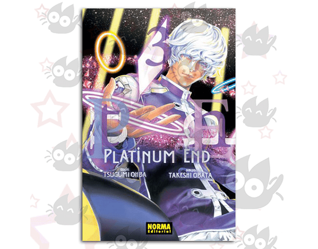 Platinum End Vol. 3 - Norma