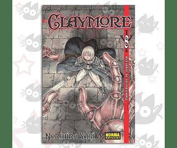 Claymore Vol. 8