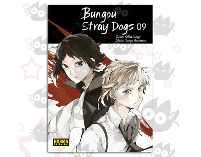 Bungou Stray Dogs Vol. 9