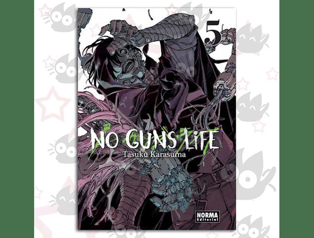 No Guns Life Vol. 5