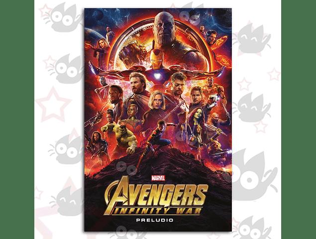 Avengers - Infinity War - Preludio