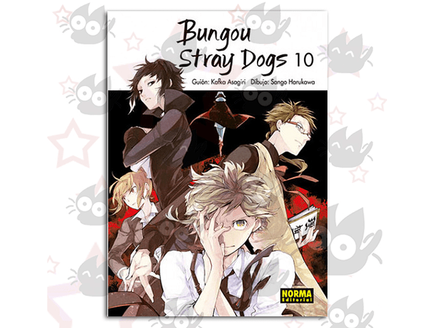 Bungou Stray Dogs Vol. 10