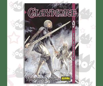Claymore Vol. 9