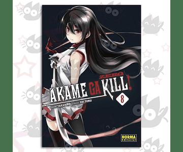Akame Ga Kill Zero Vol. 8