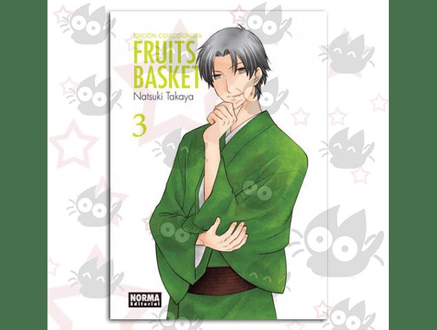 Fruits Basket -  Edición Coleccionista Vol. 3