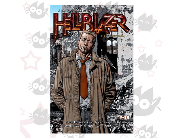 John Constantine - Hellblazer Vol. 4: The Family Man