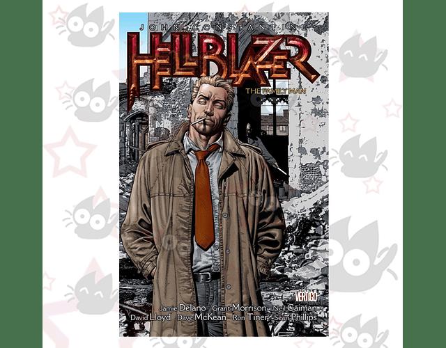 John Constantine - Hellblazer Vol. 4: The Family Man