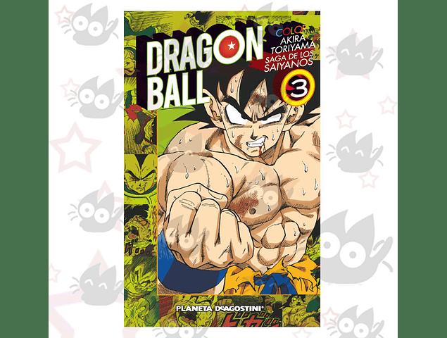 Dragon Ball Color - Saga de los Saiyanos
