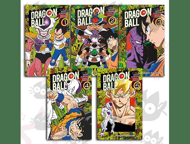Dragon Ball Color - Saga de Freezer