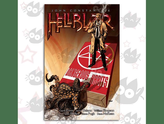 John Constantine - Hellblazer Vol. 5: Dangerous Habits