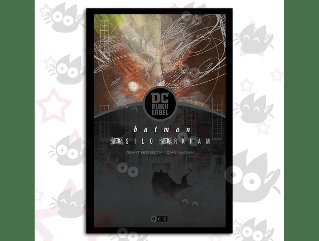 Batman: Asilo Arkham (Edición Black Label)