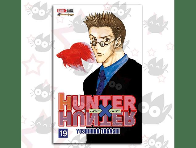 Hunter x Hunter Vol. 19