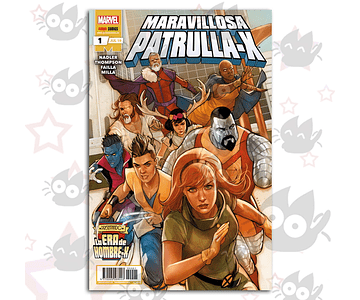 La Era de Hombre-X: Maravillosa Patrulla-X   #1