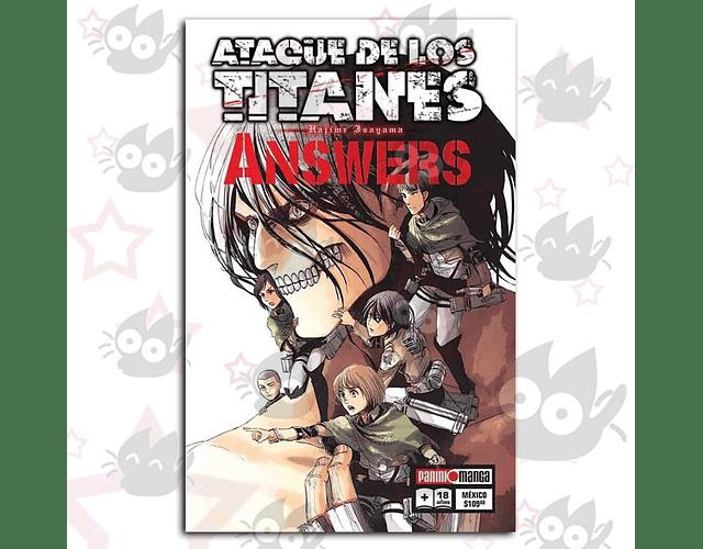 Ataque de los Titanes: Answers