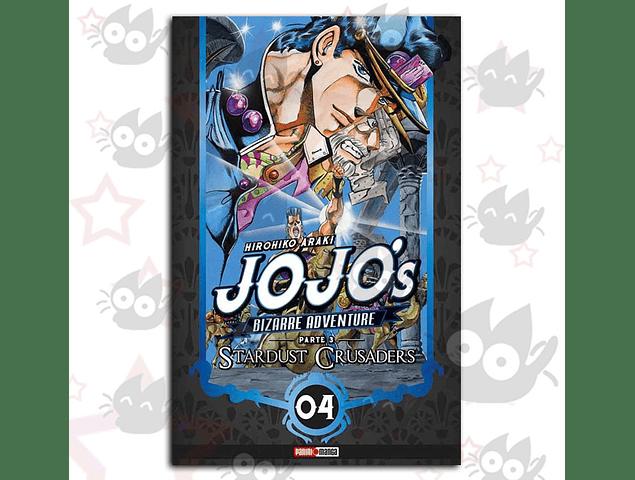 Jojo's Bizarre Adventure 11 - Parte 3 : Stardust Crusaders Vol. 4
