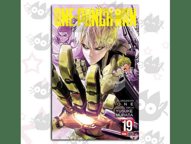 One Punch Man Vol. 19